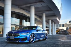 2020 BMW M850i xDrive Coupe by 3D Design